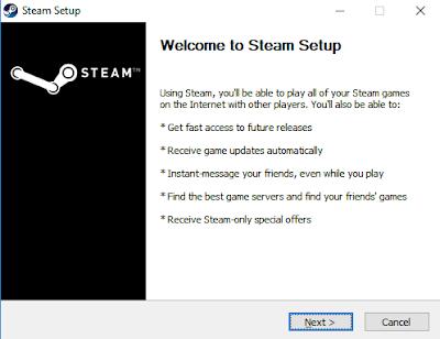 steamsetup -next