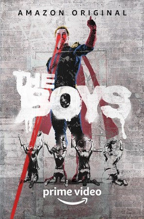 The Boys (2019) Temporada 1 AMZN WEB-DL 1080p Latino