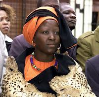 Makobo Modjadji, la última reina de la lluvia