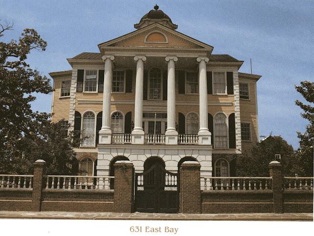 casas antebellum em Charleston, Carolina do Sul