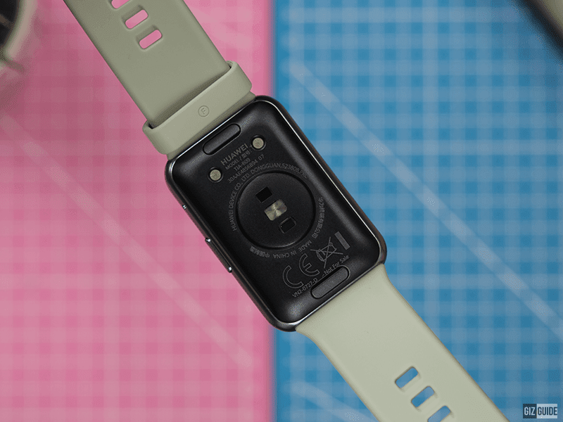 Sturdy and water-resistant body