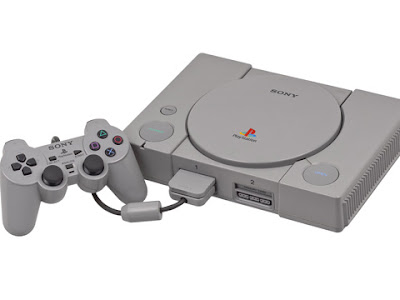 La Sony Playstation originale (o Playstation One)
