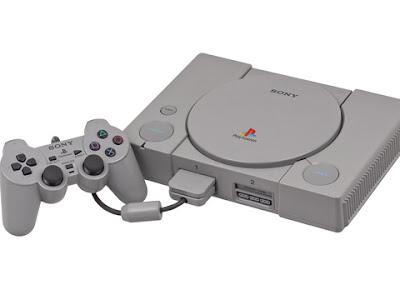 La Sony Playstation originale (o Playstation One)
