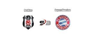 Prediksi Besiktas vs Bayern Munchen 15 Maret 2018