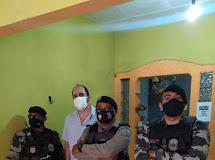 BELÉM/PB. Polícia prende mulher suspeita de tráfico e apreendem drogas