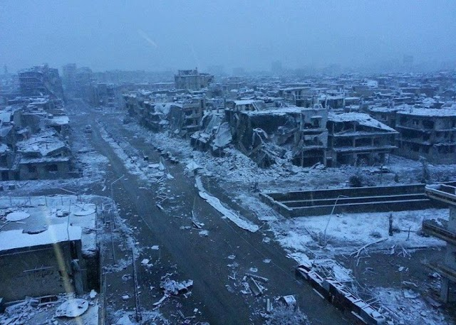 بداية اللانهاية في المشهد السوري