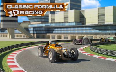 Download Classic Formula 3D Racing Offline Mod APK v1.3.0 Terbaru 2017 Gratis
