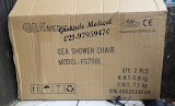 Packing Kardus Shower Chair FS 798L Isi 2 Pcs