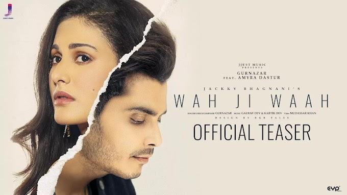 Wah Ji Waah Lyrics – Gurnazar | Punjabi Song Lyrics