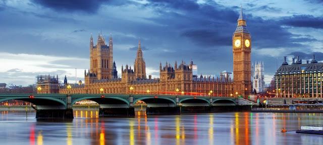 Londres y Derecho comparado