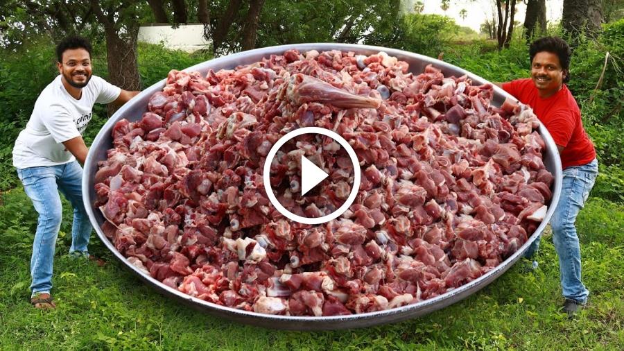 Kashmiri Mutton Rogan Josh Recipe | Special Mutton Curry Recipe| Mutton Rogan Josh | Grandpa Kitchen