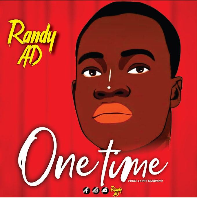 Download MP3: Randy AD - one time