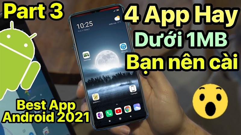 [Part3] Top 4 Best Lite Android App Under 1MB