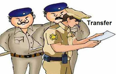 Jaipur, Rajasthan, Transfer, Police Department, ASP Transfer, Transfer of 84 ASP