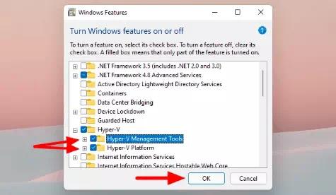 cara mengaktifkan fitur Hyper-V di Windows 11 PC-2