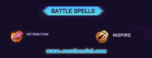 Battle Spell Bruno