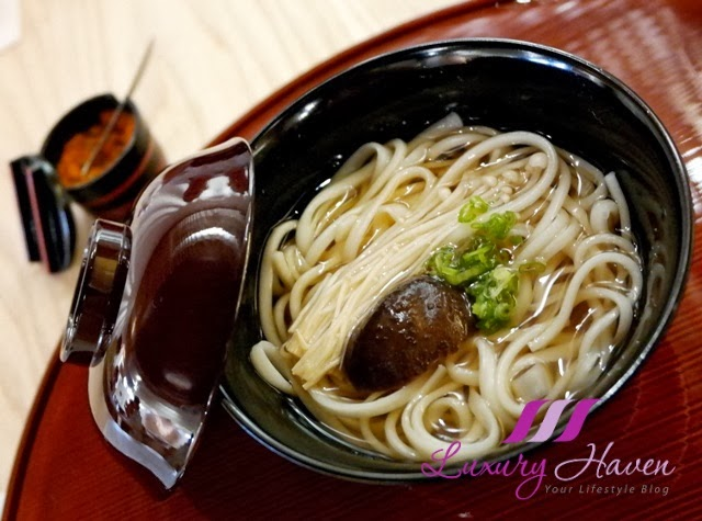 hashi japanese restaurant himi udon review