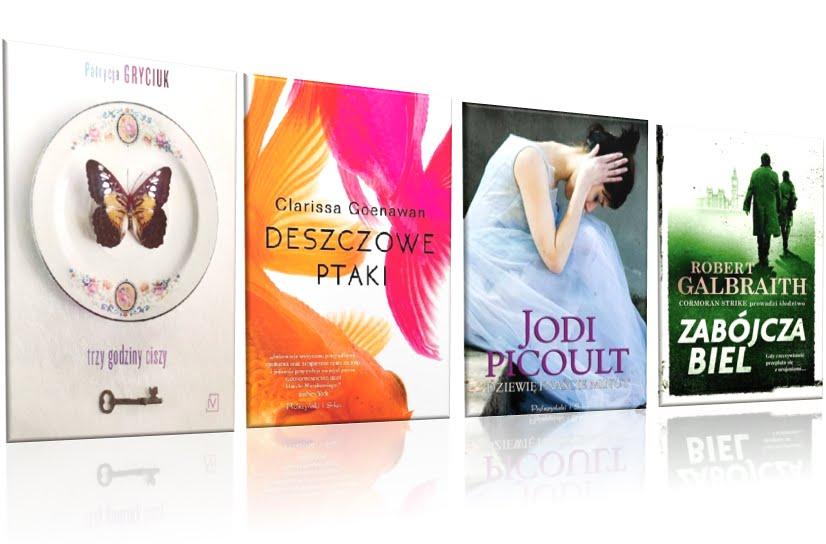Książki pisane przez kobiety, czyli literatura piękna ma piękną twarz.