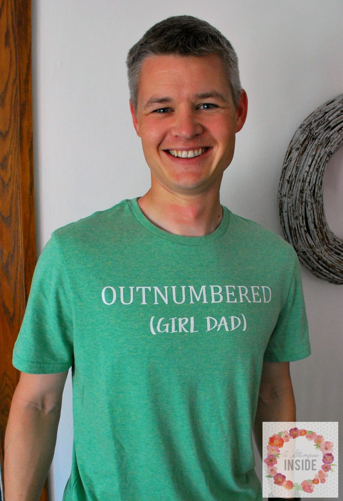 3c7448bc We gave the shirt to Travis as his Father's day gift and he loved it.