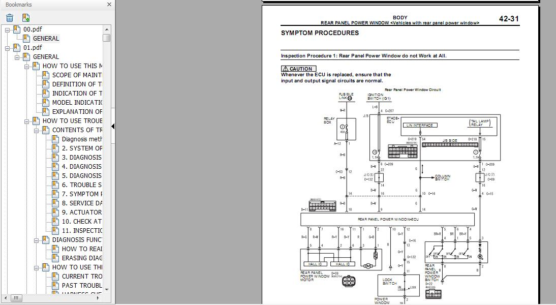 Awesome Mitsubishi L200 Wiring Diagram Ornament - Schematic Diagram ...