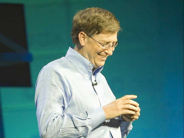 Bill Gates WhatsApp Mobile Contact Number