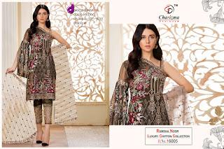 Charizma Ramsha  Noor Luxury Pakistani Suits wholesale