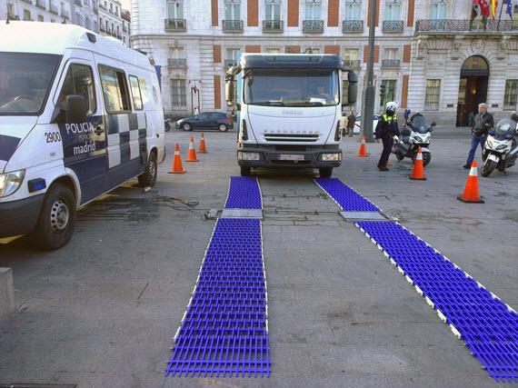 Plan de inspección del Transporte por Carretera 2021
