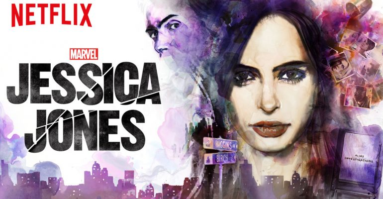 Imagen Jessica Jones Netflix