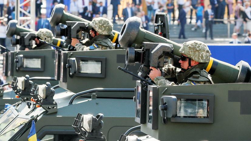 MRAP Варта, які оснащуються ПТРК FGM-148 Javelin