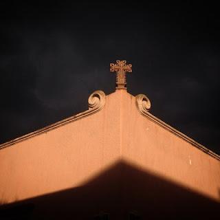 Otro de los edificios coloniales que se pueden observar en Santiago de Querétaro.