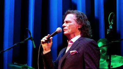 El cantante B. J. Thomas, en una actuación en 2012