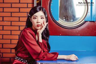 goeun purple kiss debut 2