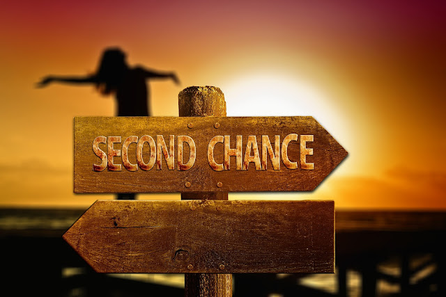 kesempatan kedua, motivasi ambyar, kegagalan, pilihan, kesuksesan