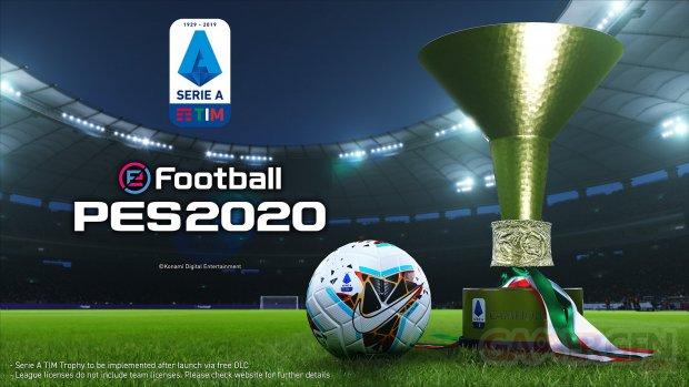 أخيرا لعبة eFootball PES 2020 تحصل على حقوق أحد الدوريات الأوروبية الكبرى و تفاصيل أكثر من هنا