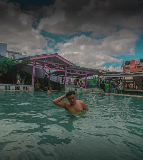 Pemandian Air Panas Hutabarat | Info HTM Wisata Tarutung