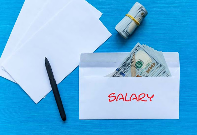 Pembagian Gaji, Motifasi Keuangan, Inspirasi Keuangan