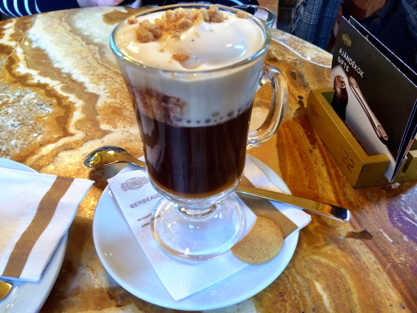Gerbeaud Kave (Coffee) - Budapest