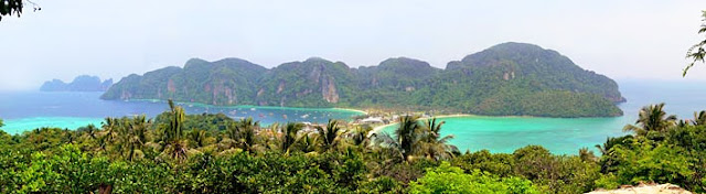 Phi-Phi Panorama Photo