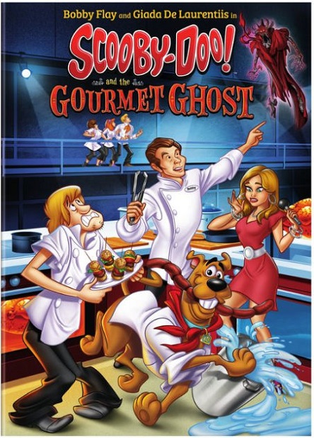Scooby-Doo! and the Gourmet Ghost (2018) 720p WEBRip 2.5GB mkv Dual Audio AC3 5.1 ch