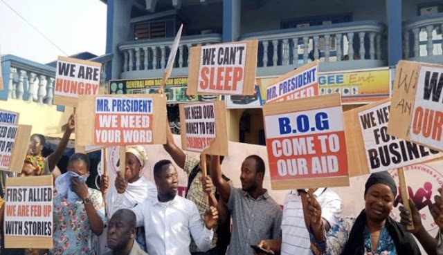 GHC6.49 Released By Government To Repay Resolved Depositors' Claims