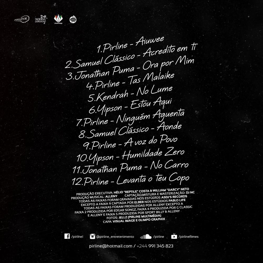 Pirline - A Voz Do Povo (Álbum) // Download
