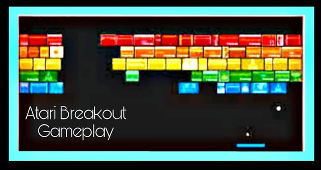 atari breakout gameplay images