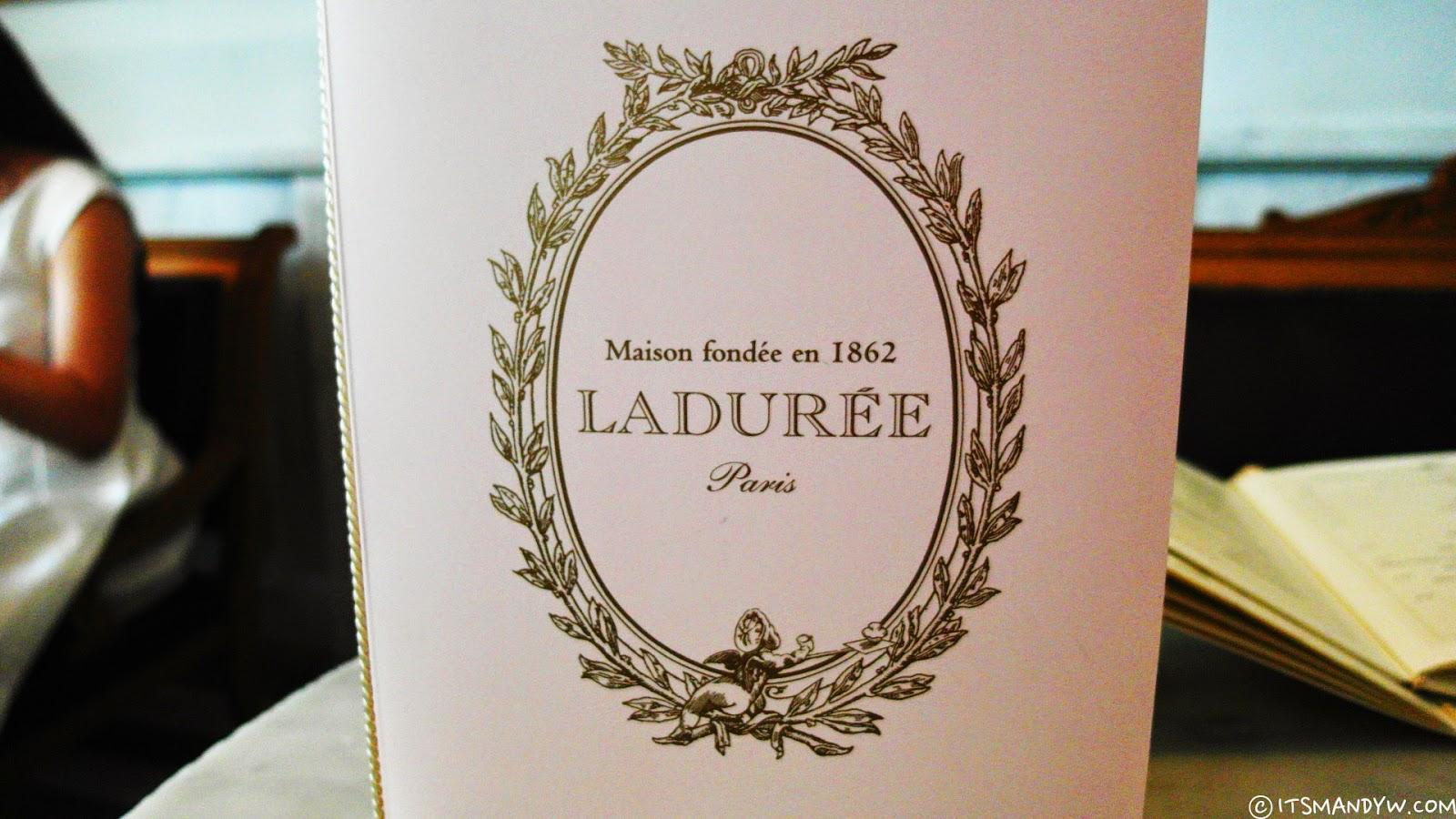 Laduree Harrods