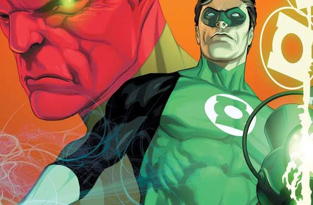 Qual a melhor fase dos Lanternas Verdes