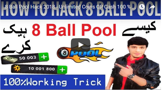 8 Ball Pool Online Hack Coins Or Cash Free