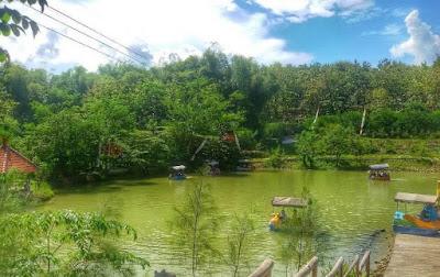 Waduk Gondang Tempat Wisata di Lamongan Yang Keren Banget