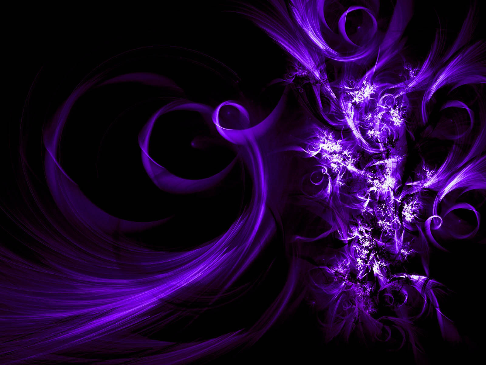 wallpapers: Purple Abstract Wallpapers