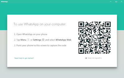 تحميل برنامج WhatsApp Web مجانا و تشغيل واتس اب على الكمبيوتر