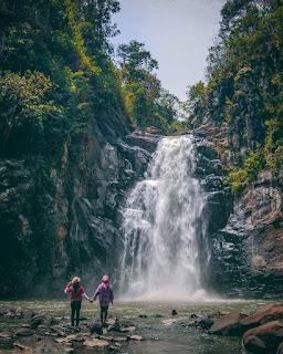 Wisata kе  Curug Ngеbul Nіаgаrа dі Selatan Tasikmalaya