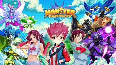 Download Game Android Gratis Monster Fantasy apk + obb